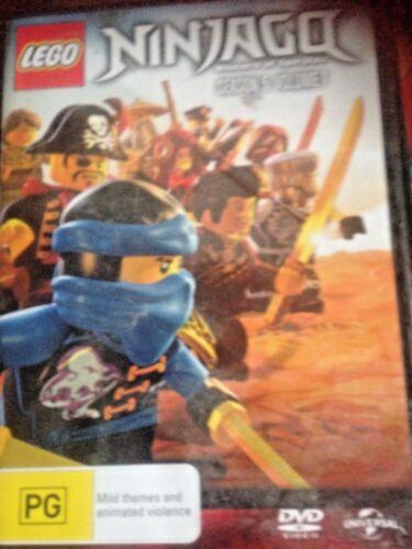 1 of 1 -  LEGO Ninjago - Masters of Spinjitzu : Series 5 : Vol 1 (DVD, 2016)