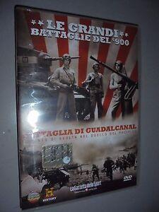 DVD-N-13-LAS-GRANDES-BATALLAS-DE-900-BATTAGLIA-CAMPANA-DE-GUADALCANAL-DUELO