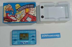 Juego electronico LCD, Submarine, Sg-873, Sunwing.