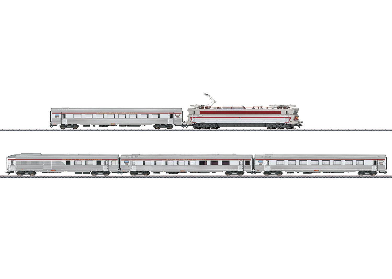 Märklin 26608 Ensemble de train TEE L'Étoile du Nord appartenant à la SNCF