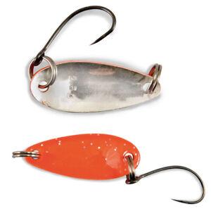 Nomura-Spoon-Akira-Fluo-Orange-Silver-Glitter-2-5-cm-2-00-G-TROTE-SPIGOLE