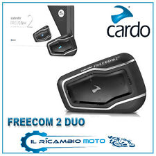 INTERFONO BLUETOOTH CARDO SCALA RIDER FREECOM 2 DUO