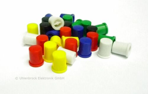 Uhlenbrock 69110 Track-Control 30 farbige Tastenkappen   Neuware