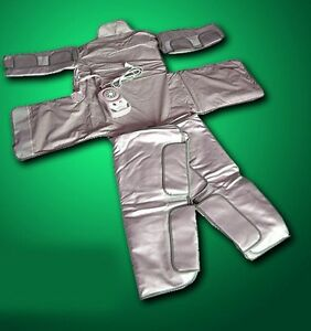 New FIR Sauna Therapy Hot Spa Far Infrared Slimming Suit ...