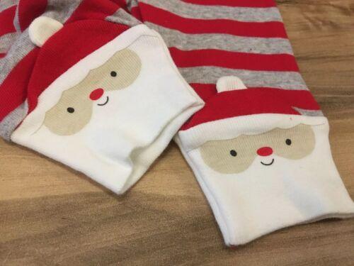 Baby Outfit  50 56 62 68 74 Weihnachtsmann 2 teilig Langarmbody  Hose USA unisex