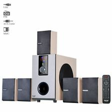 Truvison SE-5055 5.1 Multimedia Speaker System USB FM AUX MMC