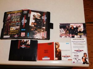 King-of-Fighter-2000-Bundle-Neo-Geo-Aes-U-S-Version-Very-Rare-100-Authentic