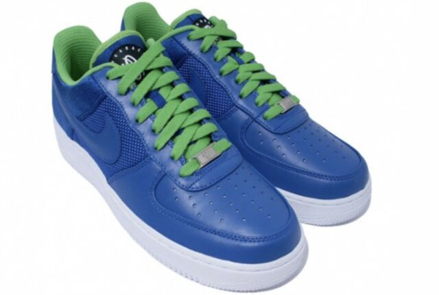Nike Air Force 1 Low Huarache Blue Green