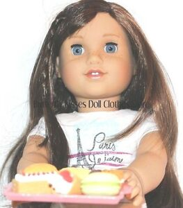 6-French-Pastries-Tray-18-in-Doll-Food-For-American-Girl-Dolls-F