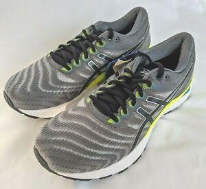 Asics-GEL-NIMBUS-22-Piedmont-Grey-1011A680-022-Men-039-s-Running-Shoes