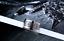 Anello-Massiccio-Fascia-Incisione-Uomo-Donna-Unisex-Acciaio-Inox-Teschio-Skull miniatura 2