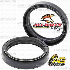 All Balls Fork Oil Seals Kit For Husaberg FE 501 2013 13 Motocross Enduro New