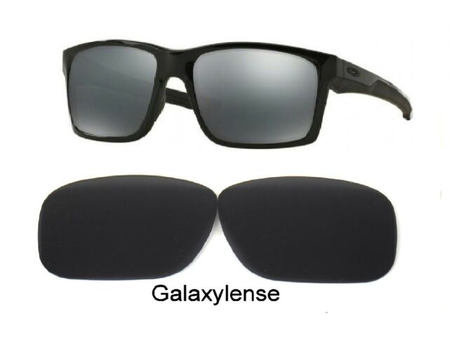 a9eb6c3354 Frequently bought together. Galaxy Replacement Lenses For Oakley MainLink  Sunglasses Black Polarized