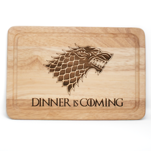 Game-of-Thrones-inspired-Dinner-is-Coming-Wooden-Chopping-Cutting-Board