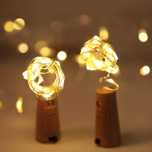 Lots-20-30-LED-Cork-Shaped-String-Fairy-Night-Light-Wine-Bottle-Lamp-w-Battery