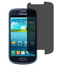 Blickschutzfolie Samsung Galaxy S3 Mini Privacy Displayschutz Folie Antispy matt