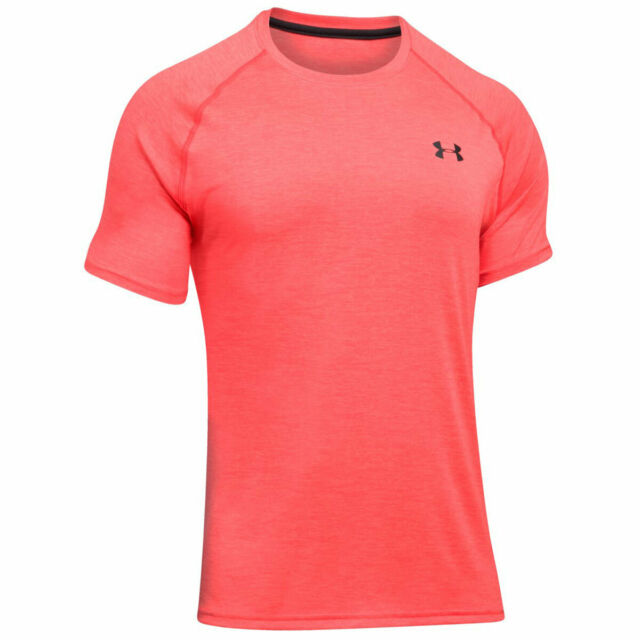 19c3a294 Under Armour Mens UA Tech SS T Shirt HeatGear Training 31% OFF RRP