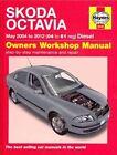 Skoda Octavia Diesel Service and Repair Manual: 04-12 by Chris Randall (Hardback, 2012)