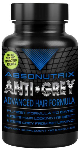 Absonutrix Anti Grey Hair Catalase Gray