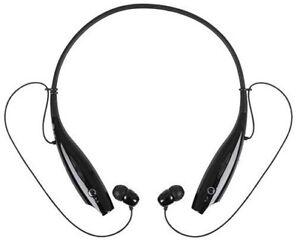 OEM LG TONE + HBS-730 Wireless Bluetooth Neckband Headset - Black & White