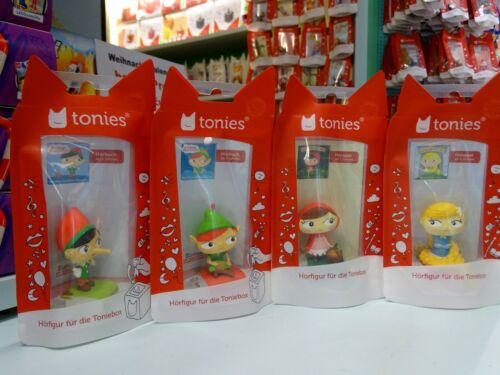 4 x Tonie (Märchensammlung)