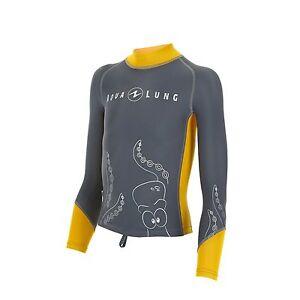AquaLung RashGuard UV50 Kids Shirt Langarm