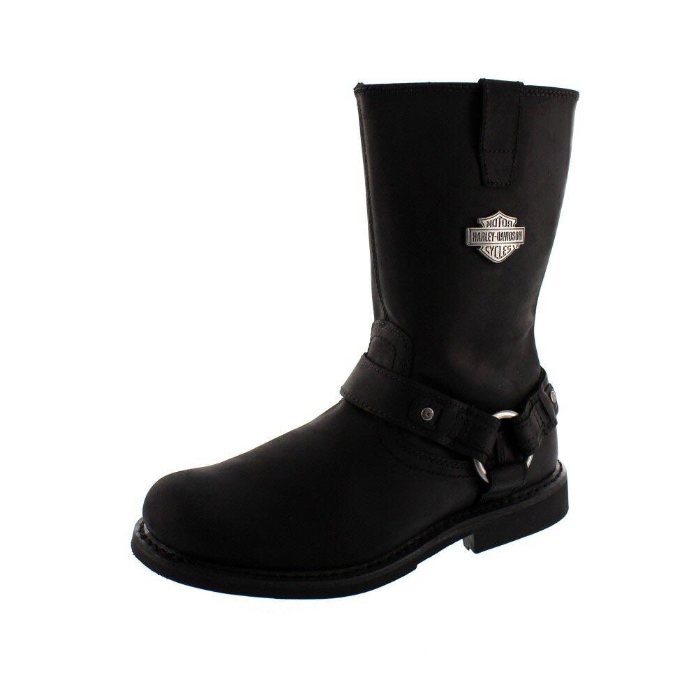 HARLEY DAVIDSON Men - Stiefel JOSH - schwarz    | Qualitätskönigin
