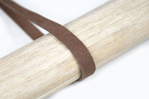 NEW 8 Types Color 5 METERS  SUEDE MAN-MADE LEATHER BRAID TSUKA-ITO