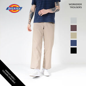 Dickies-Pantalones-de-trabajo-Trabajador-Pantalones-grado-a-W30-W32-W34-W36-W38-W40