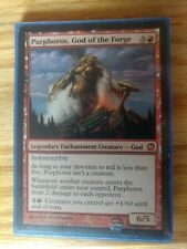 God of the Forge Red Theros Mtg Magic Mythic Rare 1x x1 1 Purphoros