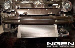 Chq Front Mount Intercooler Kit Fmic For Fiat 500 Abarth