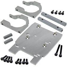 HPI 1/8 Savage XL Flux * MOTOR MOUNTS, PLATE & SCREWS * Aluminum Spacers 8mm 4mm