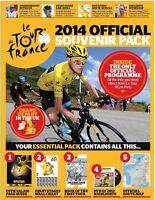TOUR DE FRANCE 2014 OFFICIAL PROGRAMME ENGLISH VERSION CYCLING