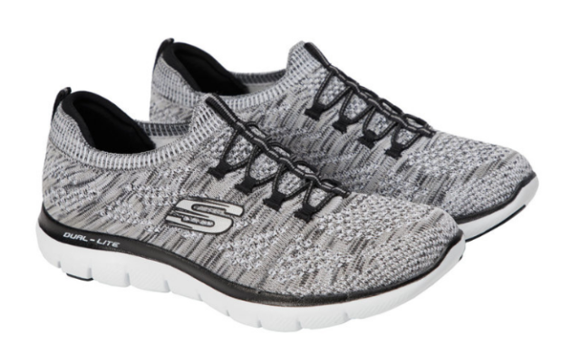Skechers Flex Appeal 2.0 SLIP ON FIT Women's Shoes in 2 Colours and 9 Sizes