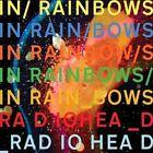 Radiohead in Rainbows 2007 LP Vinyl 33rpm Rock