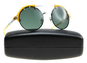 New-Versace-Sunglasses-Women-VE-4337-Yellow-525271-VE4337-53mm