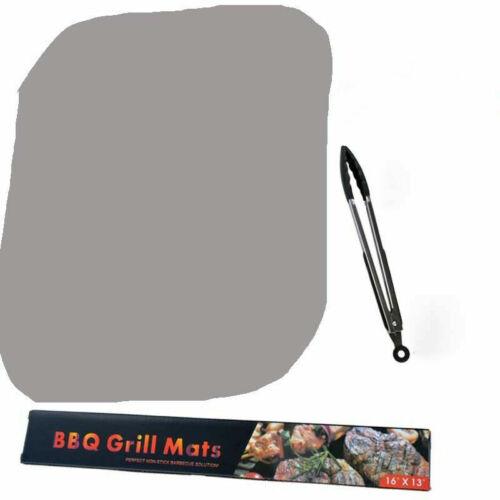 BBQ Grillmatte Antihaft Teflon Grillunterlage Grillmatten Grillgitter Backmatte
