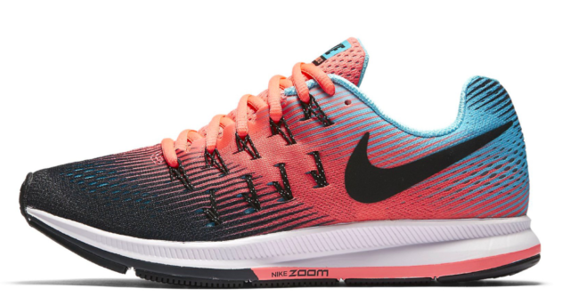 0758cfc472682 Nike Womens Air Zoom Pegasus 33 831356-005 Size 12 for sale online ...