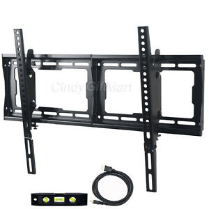 tv wall mount tilt bracket for samsung 40 43 46 48 50 55 60 65 70 plasma led cxx ebay. Black Bedroom Furniture Sets. Home Design Ideas