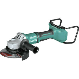 Makita BL 7 in. Cut-Off/Angle Grinder XAG12Z1-R (BT) Certified Refurbished