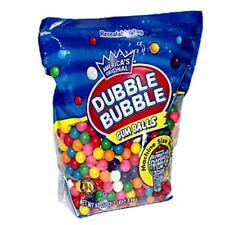 Dubble Bubble Gumballs Machine Size Refills 33 Lb Aprx 680 Pieces