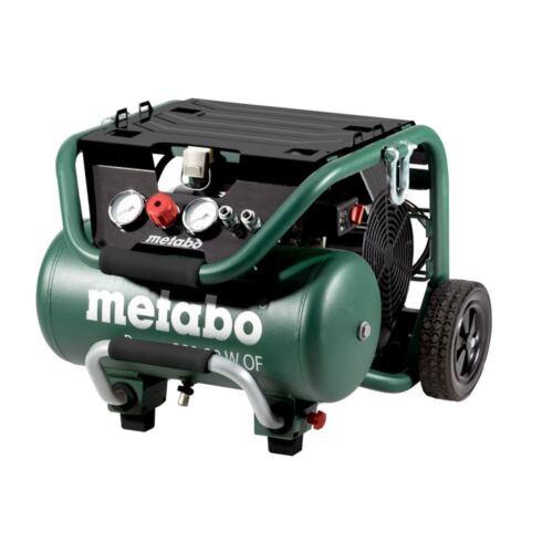 Metabo aire comprimido compresor móviles Power 400-20 W of
