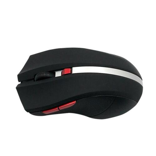 2.4G Wireless Bluetooth Gaming Mouse 2400DPI Optical Mice for PC Laptop Desktop