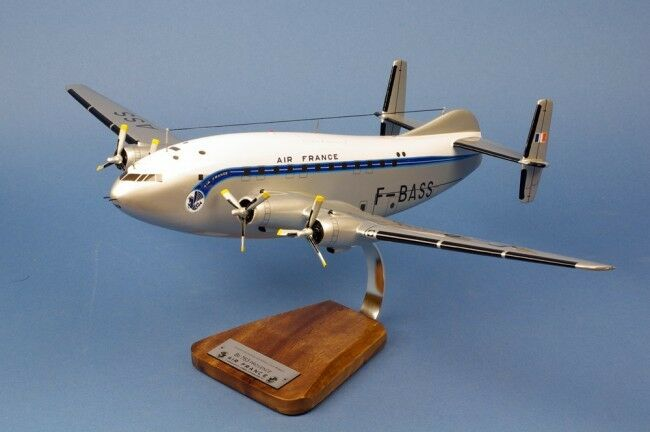 Breguet 763 Air France F-Bass Boeing 747 Airfrance woodmodel yakair Avion