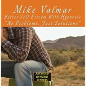 Details about self esteem hypnosis CD by Hypnotist and Instructor Mike  Valmar Self help course