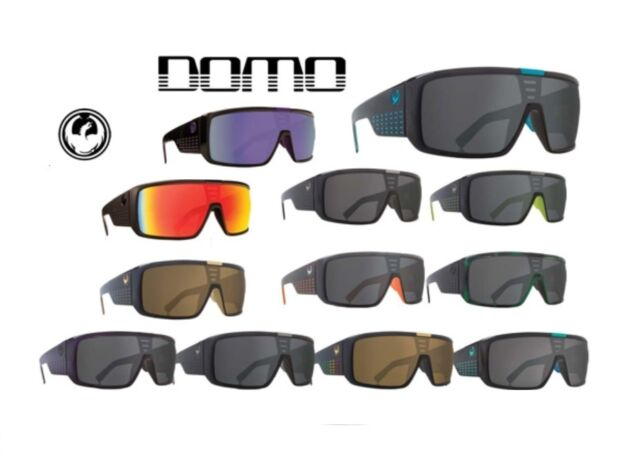 Dragon Domo Sunglasses Eyewear Sun Glasses Shades Authentic 100% UV Protection