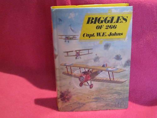 BIGGLES of 266 ~ Captain W E Johns.  Hb   in MELBOURNE
