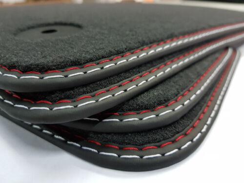 Exclusiv Fußmatten Audi A5 Coupe Cabrio S-Line Original Qualität 4tlg Polyamid