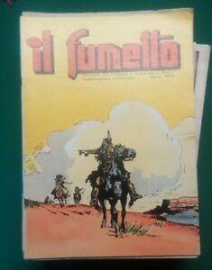 Il Fumetto Rivista Dei Comics A Cura Dell'anaf N. 21 Marzo 1976