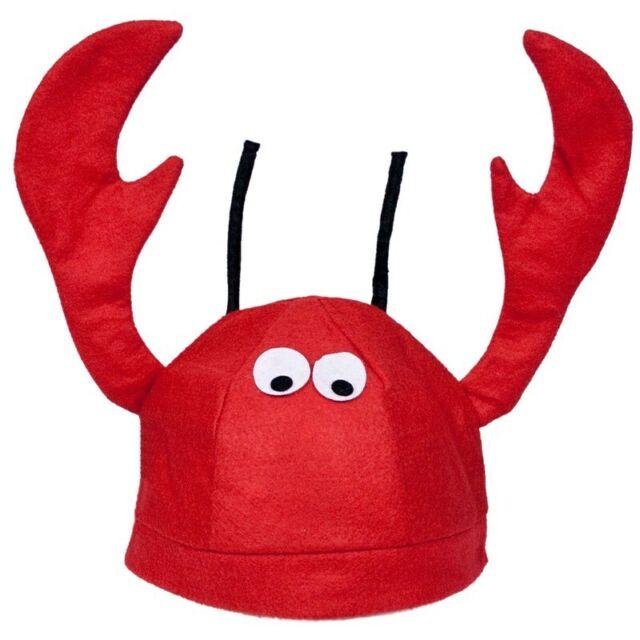 Mardi Gras Crawfish Claws Headband One Size Halloween Costume Accessory